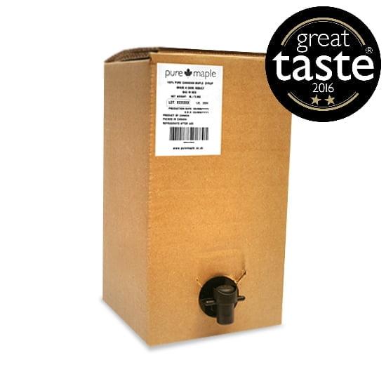 Pure Maple box