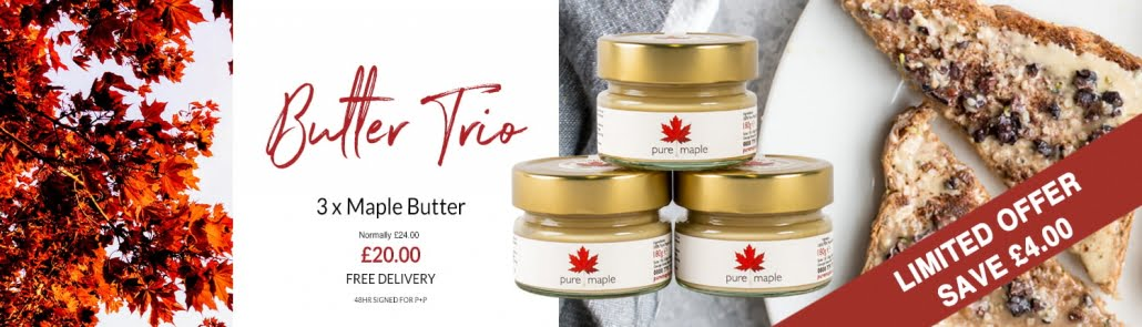 Butter Trio Offer